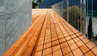 Quel entretien pour le bois ipé et le red cedar ?