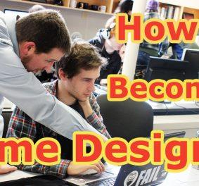 Game designer : à vous la création des jeux du futur.