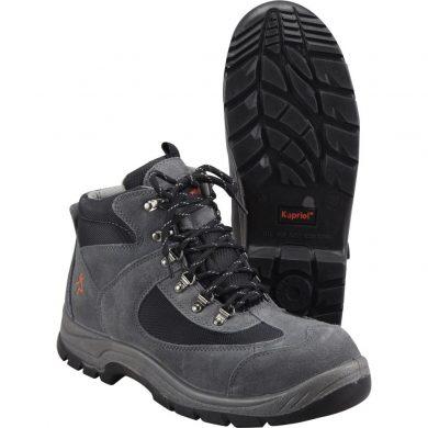 Chaussure de securite : les matériaux à privilégier