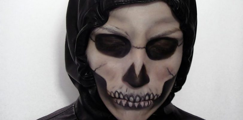 Maquillage latex halloween homme - Maquillage halloween latex ...