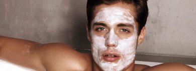 Masque visage homme, il purifie la peau