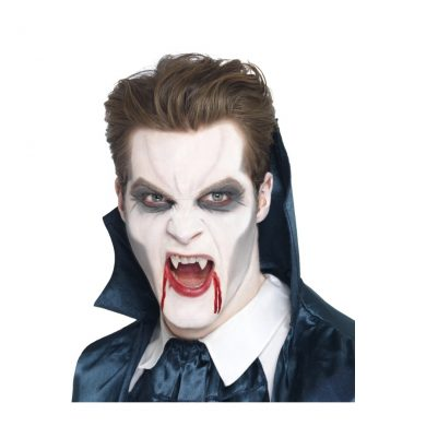 Le maquillage vampire homme est un grand classique du déguisement pour halloween