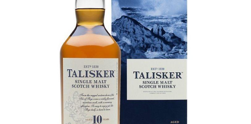 Le talisker distillery produit le meilleur whisky pour les connaisseurs