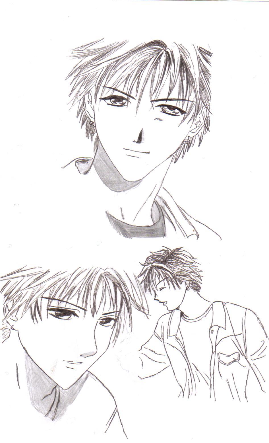 Comment Dessiner Les Manga