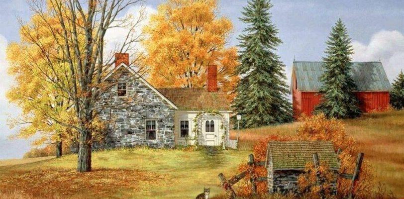 Comment peindre un paysage ?