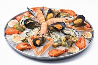 Comment faire un plateau de fruit de mer ?