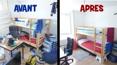 Comment ranger sa chambre ?
