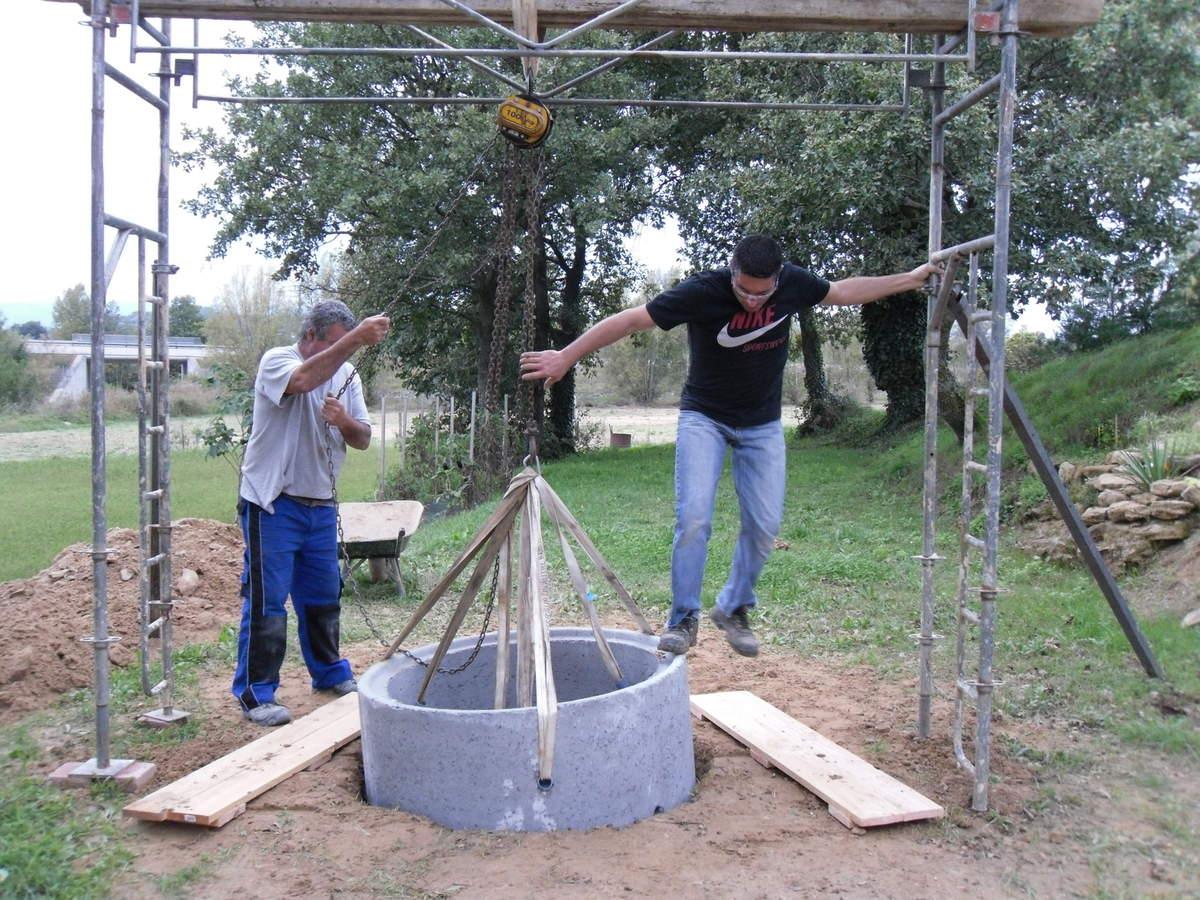 Comment construire un puit for Comment construire un puit