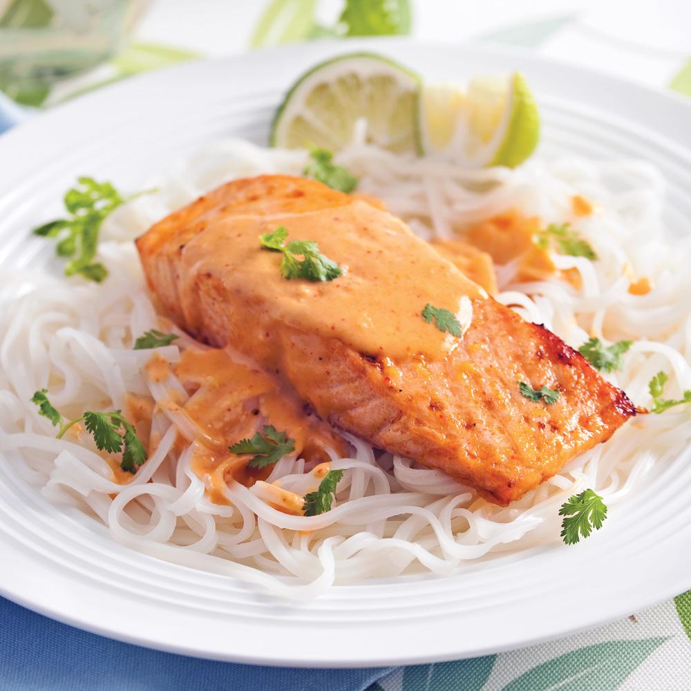 Comment cuisiner du saumon - Cuisiner le fenouil au four ...