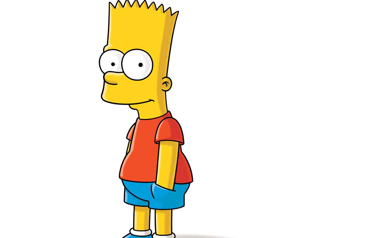 Comment Dessiner Bart Simpson