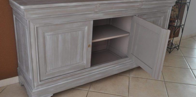 Comment r nover un meuble en bois - Peinture bois pour meuble ...