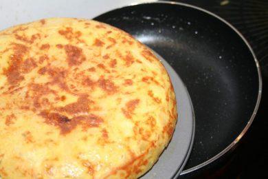 Comment faire une tortilla ?