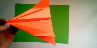 Comment faire le meilleur avion en papier ?