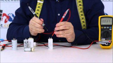Comment tester un condensateur ?